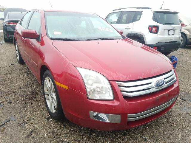 Ford Fusion SEL salvage cars for sale: 2009 Ford Fusion SEL