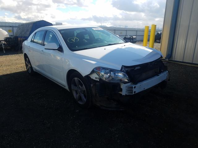 Salvage cars for sale from Copart Helena, MT: 2011 Chevrolet Malibu 1LT