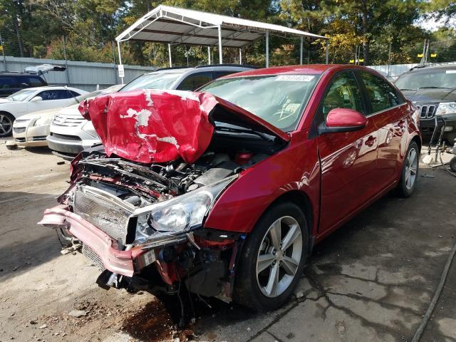 из сша 2013 Chevrolet Cruze Lt 1.4L 1G1PE5SBXD7146651