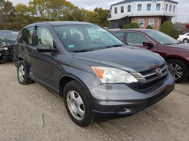 2011 HONDA CR-V LX 5J6RE4H35BL099103