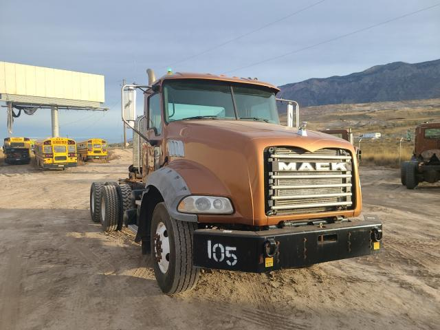Mack salvage cars for sale: 2017 Mack 800 GU800