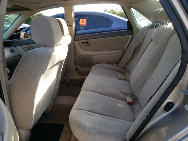 salvage title rebuildable 2000 toyota avalon sedan 4d 3 0l for sale in opa locka fl 52776420 a better bid car auctions