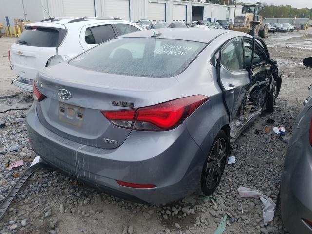 цена в сша 2016 Hyundai Elantra Se 1.8L 5NPDH4AE1GH669662