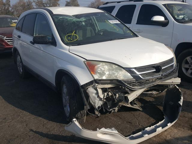Salvage cars for sale from Copart Colton, CA: 2011 Honda CR-V SE