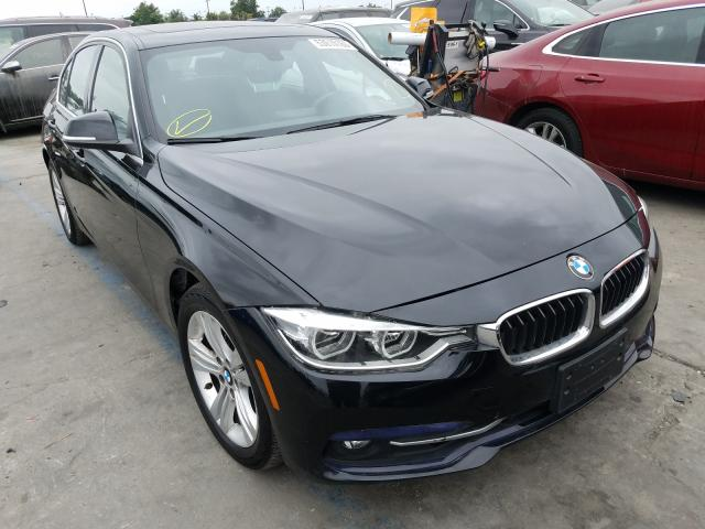 BMW salvage cars for sale: 2018 BMW 330 XI