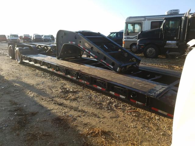 Fontaine salvage cars for sale: 1998 Fontaine Lowboy
