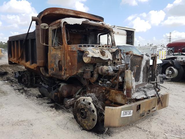 Mack salvage cars for sale: 1998 Mack 600 CH600
