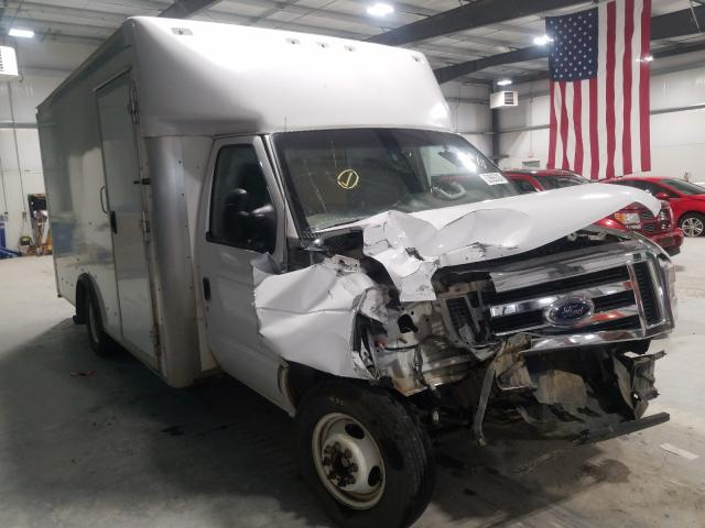 Salvage cars for sale from Copart Greenwood, NE: 2019 Ford Econoline
