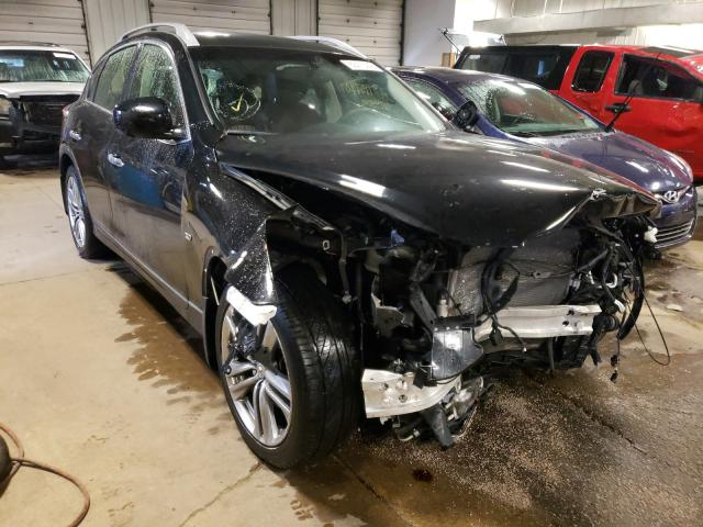 Salvage cars for sale from Copart Cudahy, WI: 2015 Infiniti QX50
