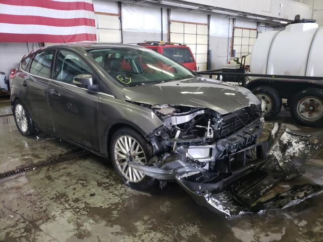 Ford salvage cars for sale: 2013 Ford Focus Titanium