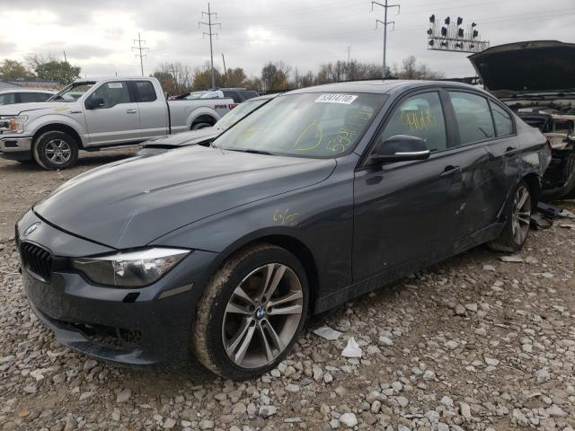 2013 BMW 3 series | Vin: WBA3B3C54DF538779