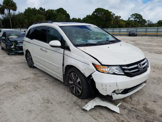 2017 Honda Odyssey TO for sale in Fort Pierce, FL