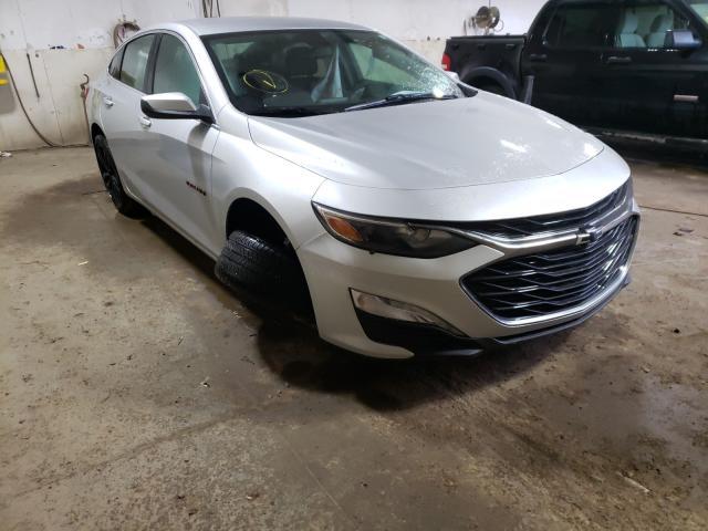 Chevrolet Vehiculos salvage en venta: 2020 Chevrolet Malibu LT