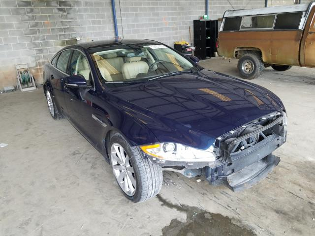 Jaguar salvage cars for sale: 2013 Jaguar XJ