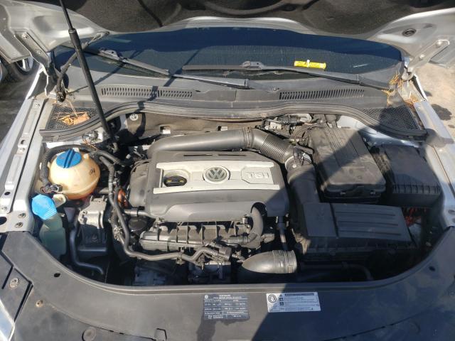 2011 Volkswagen CC | Vin: WVWHN7AN7BE702457