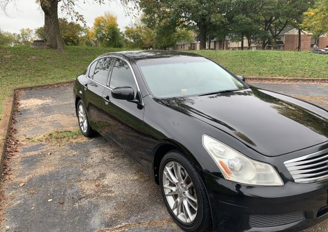 Salvage cars for sale from Copart Memphis, TN: 2008 Infiniti G35