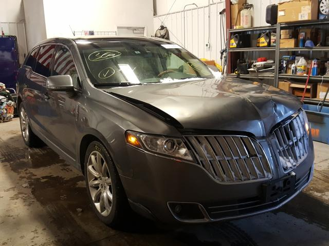Lincoln salvage cars for sale: 2010 Lincoln MKT