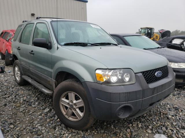 Ford Escape XLS salvage cars for sale: 2006 Ford Escape XLS
