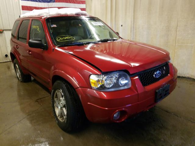 Ford Escape LIM salvage cars for sale: 2005 Ford Escape LIM