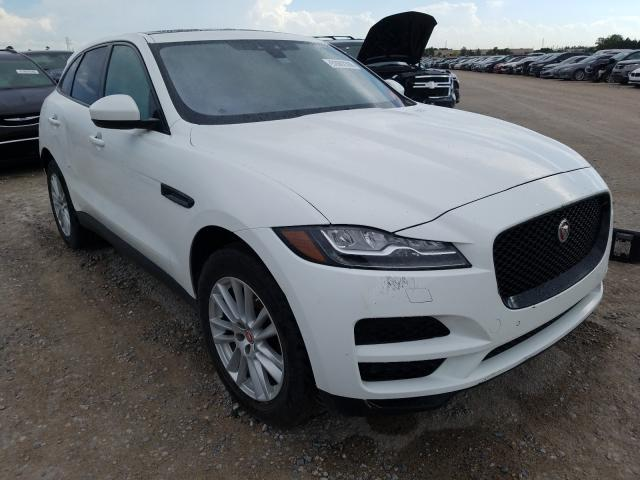 Jaguar salvage cars for sale: 2017 Jaguar F-PACE Premium