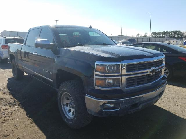 2014 Chevrolet Silverado for sale in Lumberton, NC