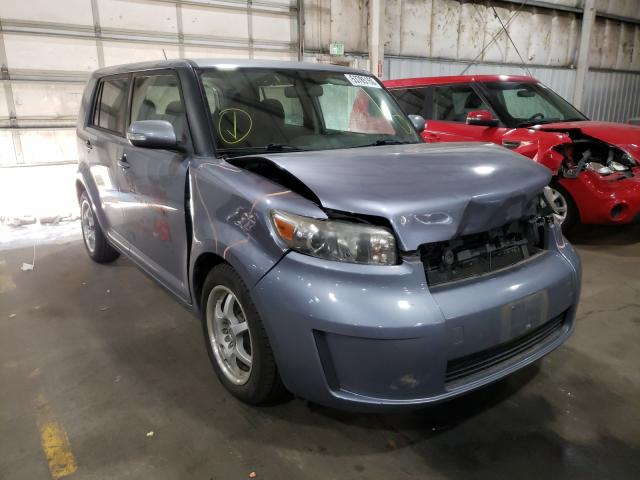Scion XB salvage cars for sale: 2009 Scion XB