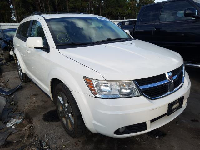 Salvage cars for sale from Copart Dunn, NC: 2010 Dodge Journey SX
