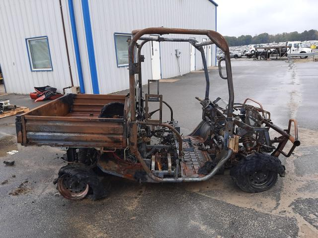 Salvage cars for sale from Copart Conway, AR: 2020 Kubota RTV