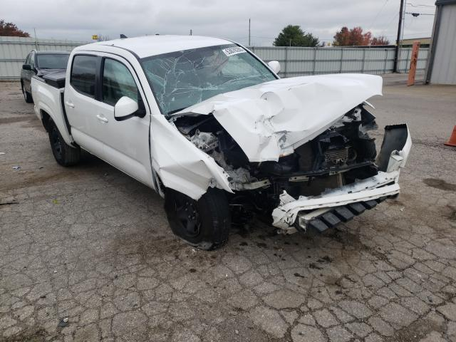Salvage cars for sale from Copart Lexington, KY: 2019 Toyota Tacoma DOU