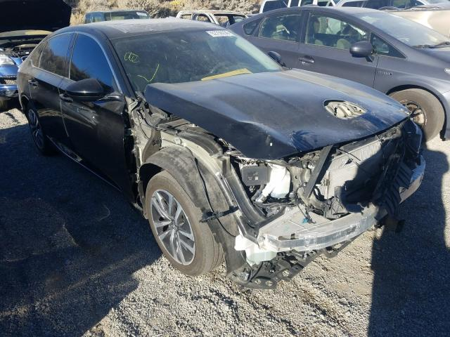 Salvage cars for sale from Copart Reno, NV: 2018 Honda Accord Hybrid