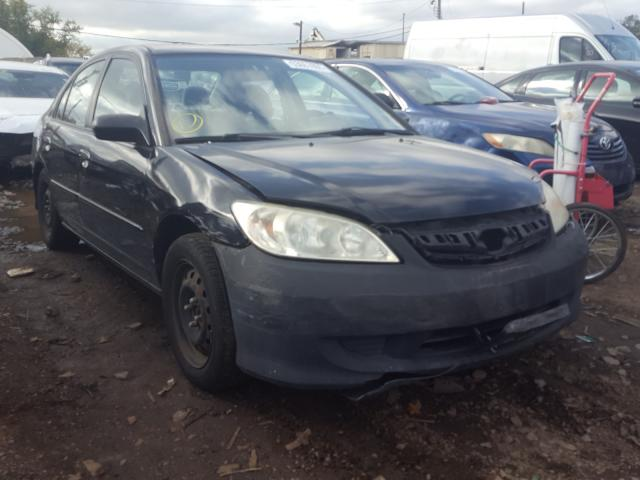 2005 Honda Civic LX for sale in Marlboro, NY