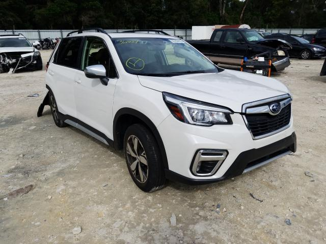 Salvage cars for sale from Copart Ocala, FL: 2020 Subaru Forester T