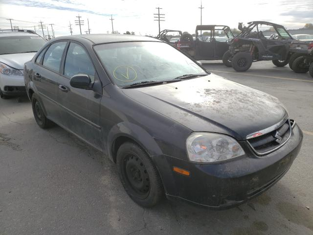 Suzuki Forenza salvage cars for sale: 2008 Suzuki Forenza