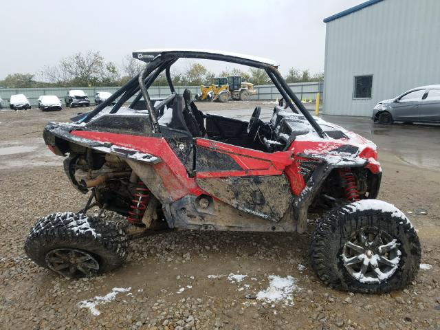 Salvage cars for sale from Copart Kansas City, KS: 2018 Polaris RZR XP Turbo