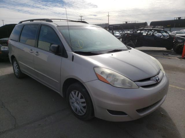 Salvage cars for sale from Copart Nampa, ID: 2007 Toyota Sienna CE