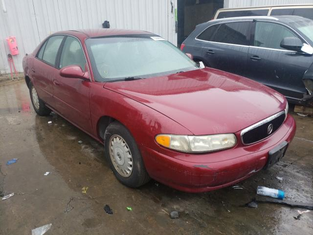 Buick Century salvage cars for sale: 2008 Buick Century