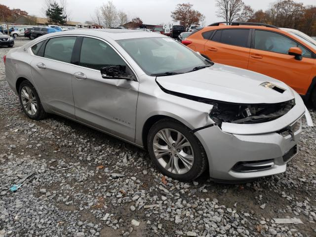 Salvage cars for sale from Copart Ebensburg, PA: 2014 Chevrolet Impala LT