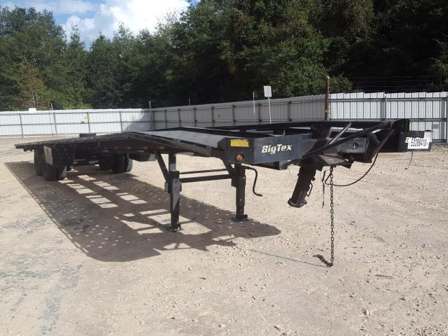 Salvage cars for sale from Copart Midway, FL: 2016 Big Dog TEX Trailer