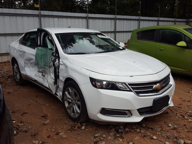 2G1105SA0H9171624 2017 Chevrolet Impala Lt 2.5L