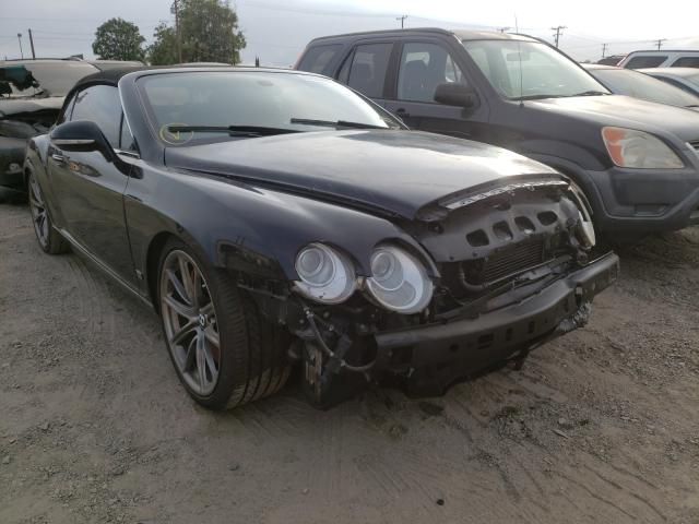 Bentley Continental salvage cars for sale: 2011 Bentley Continental