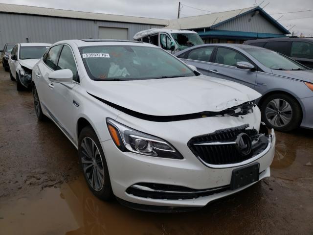 Vehiculos salvage en venta de Copart Pekin, IL: 2017 Buick Lacrosse E