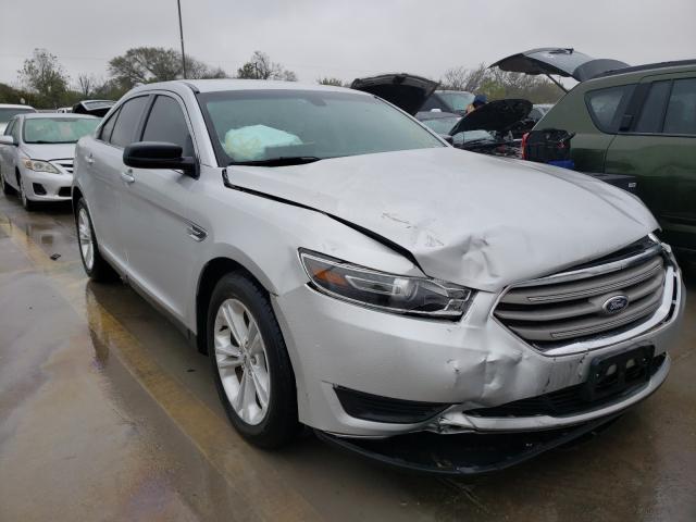 Vehiculos salvage en venta de Copart Wilmer, TX: 2015 Ford Taurus SE