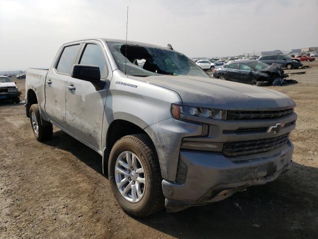 Chevrolet Vehiculos salvage en venta: 2020 Chevrolet Silverado