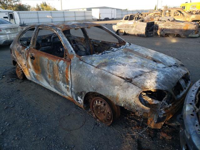 Daewoo Lanos S salvage cars for sale: 2000 Daewoo Lanos S