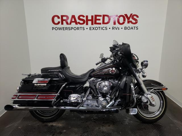 Harley-Davidson Flhtcui salvage cars for sale: 1999 Harley-Davidson Flhtcui