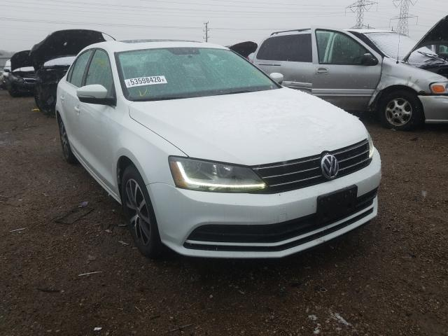 2017 Volkswagen Jetta Se 1.4L