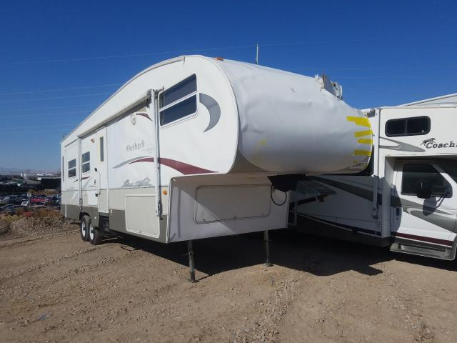 Trailers salvage cars for sale: 2007 Trailers Outback