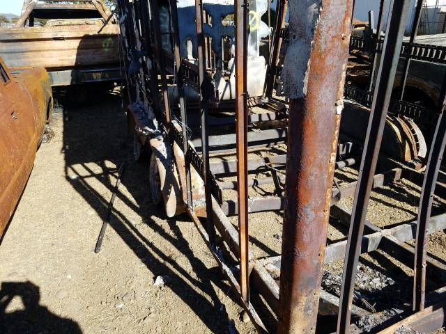 Salvage cars for sale from Copart Eugene, OR: 2006 Utility Trailer