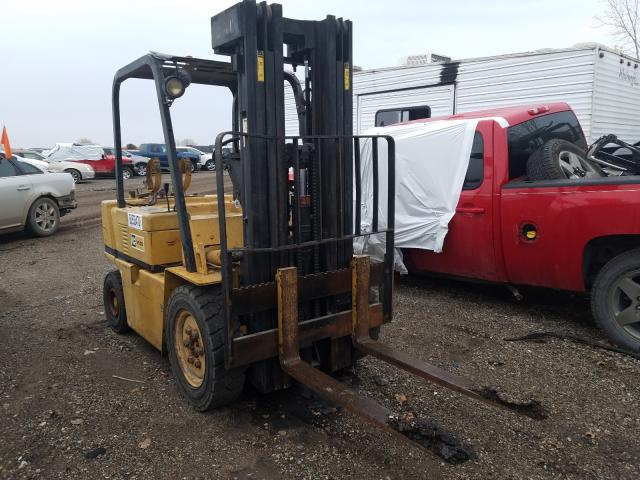 1988 Caterpillar Forklift for sale in Portland, MI