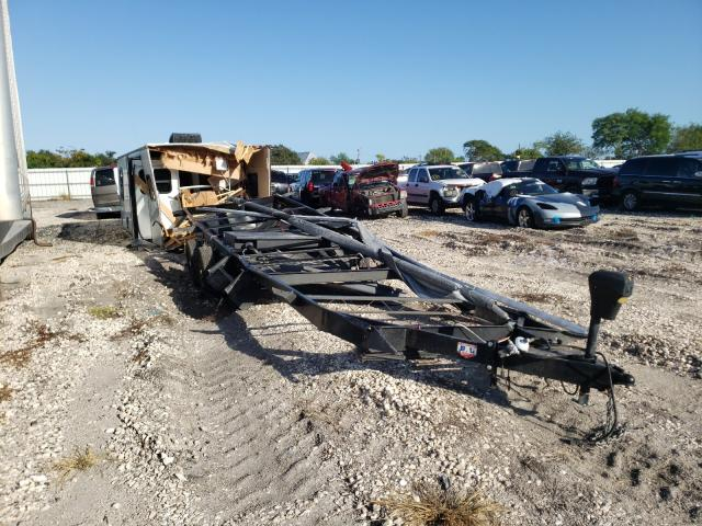 Salvage cars for sale from Copart Corpus Christi, TX: 2017 Winnebago Travel Trailer